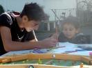 Spiele für Flüchtlingskinder 2015